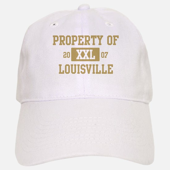 Property of Louisville Baseball Baseball Cap