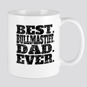 Best Bullmastiff Dad Ever Mugs
