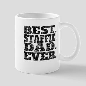 Best Staffie Dad Ever Mugs