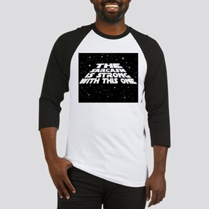 The Sarcasm is Strong Baseball Jersey