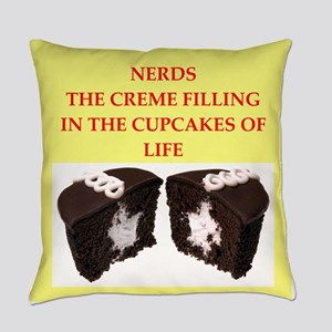 nerd Everyday Pillow
