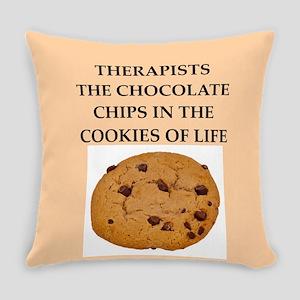 therapist Everyday Pillow