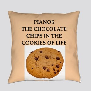 piano Everyday Pillow