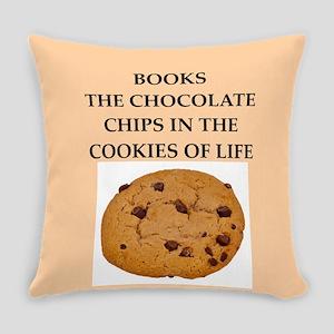 books Everyday Pillow