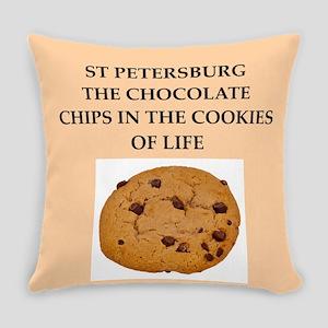 st petersburg Everyday Pillow