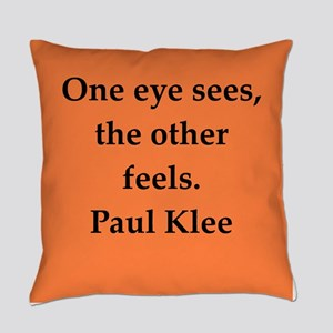 klee7 Everyday Pillow