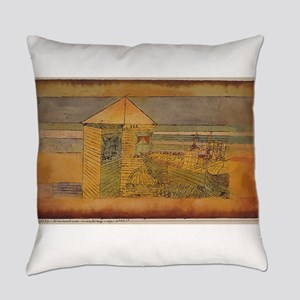 paul klee Everyday Pillow