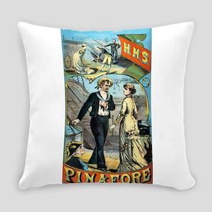gilbert and sullivan Everyday Pillow