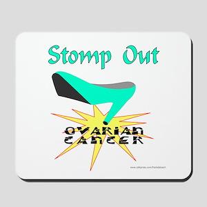 OVARIAN CANCER AWARENESS Mousepad