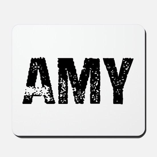 Amy Mousepad