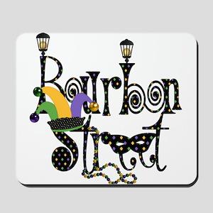 Bourbon Street Mousepad