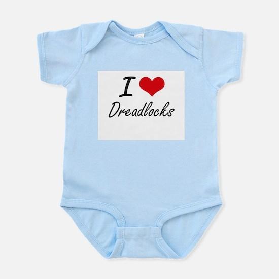 I love Dreadlocks Body Suit