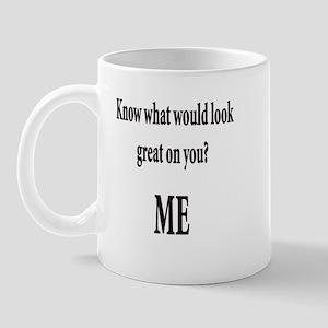 Damn i'm glad im not blind Mug