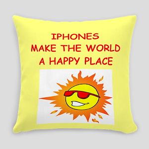 IPHONES Everyday Pillow