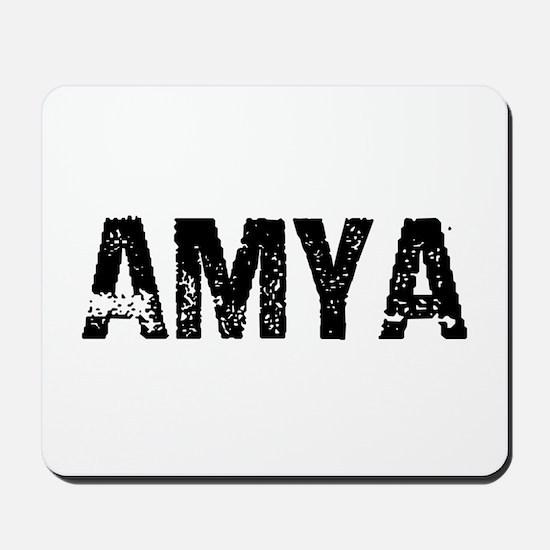 Amya Mousepad