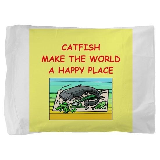 CATFISH.png Pillow Sham