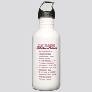 INTERN RULES Stainless Water Bottle 1.0L