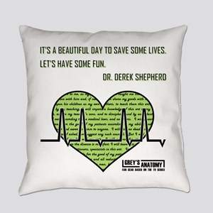 ITS A BEAUTIFUL... Everyday Pillow