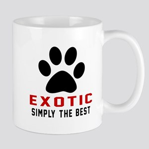 Exotic Simply The Best Cat Designs Mug