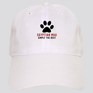 Egyptian Mau Simply The Best Cat Designs Cap