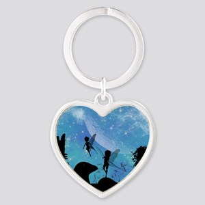 Wonderful fairy silhouette Keychains