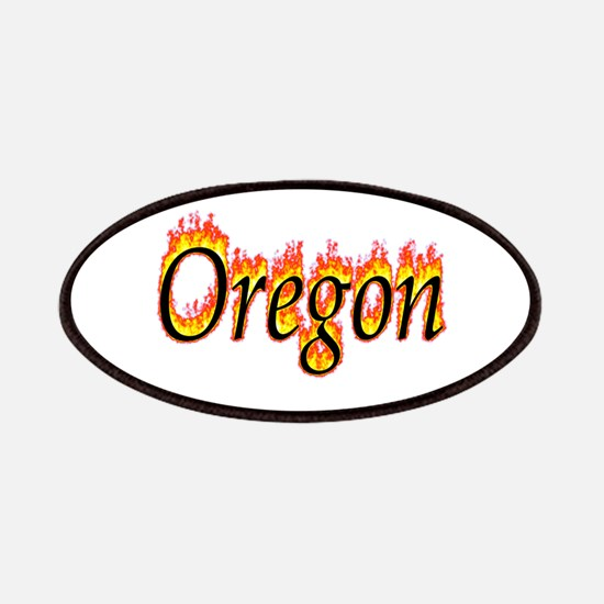 Oregon Flame Patch