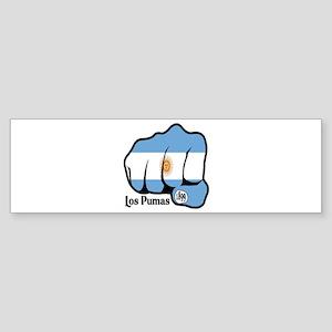 Argentina Fist 1899 Bumper Sticker