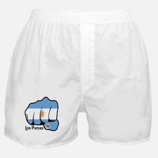 Argentina Fist 1899 Boxer Shorts