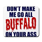 Buffalo Football Mousepad