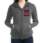 Buffalo Football Women's Zip Hoodie