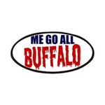 Buffalo Football Patch