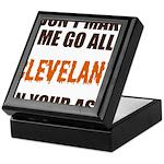 Cleveland Football Keepsake Box