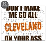 Cleveland Football Puzzle