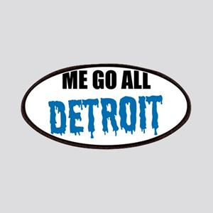 Detroit Football Patch