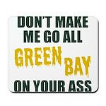 Green Bay Football Mousepad
