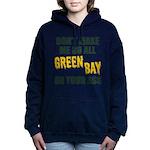 Green Bay Football Women's Hooded Sweatshirt