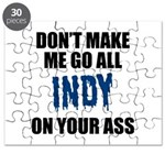 Indianapolis Football Puzzle