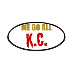 Kansas City Football Patch
