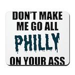 Philadelphia Football Mousepad