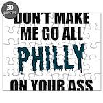 Philadelphia Football Puzzle
