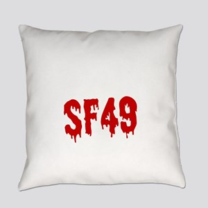 San Francisco Football Everyday Pillow