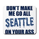 Seattle Football Mousepad