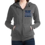 Seattle Football Women's Zip Hoodie