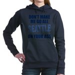Seattle Football Women's Hooded Sweatshirt
