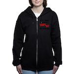 Tampa Bay Football Women's Zip Hoodie