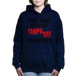 Tampa Bay Football Women's Hooded Sweatshirt