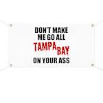 Tampa Bay Football Banner