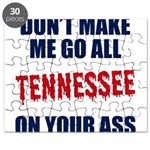 Tennessee Football Puzzle