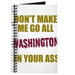 Washington Football Journal