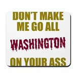 Washington Football Mousepad
